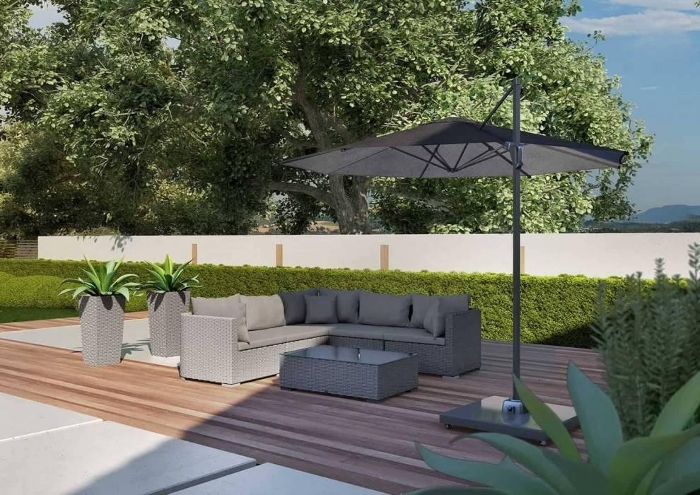 moderna-zahrada-inspiracie súprava VENEZIA