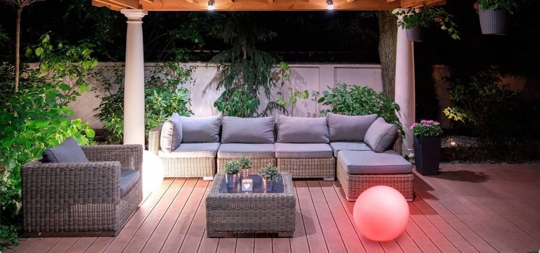 Záhradné svietidlá -  zoznámte sa s tými najmodernejšími kúskami!
