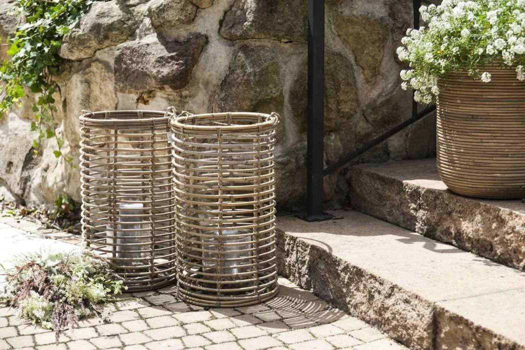 Záhradné svietidlá - lampa Emilion
