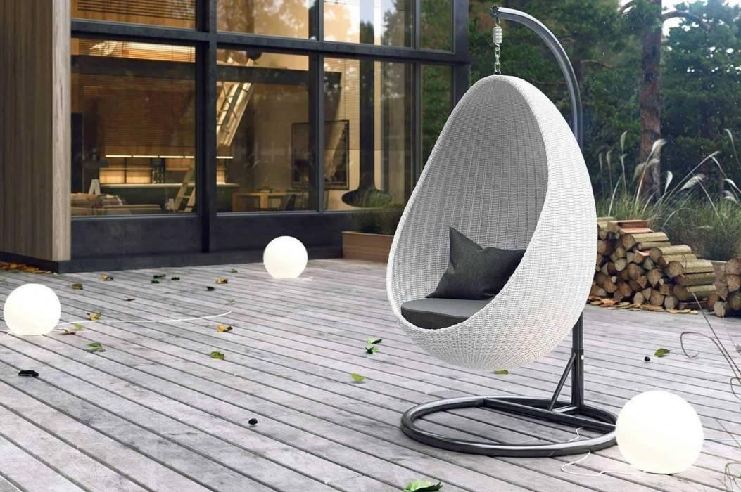 Luxusný záhradný nábytok na terasu - jarné zážitky v záhrade