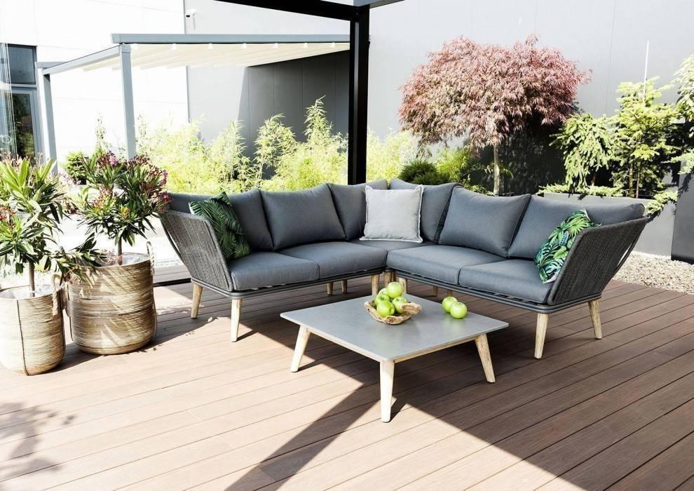 Luxusný nábytok na terasu  – najvyšší štandard do vašej záhrady