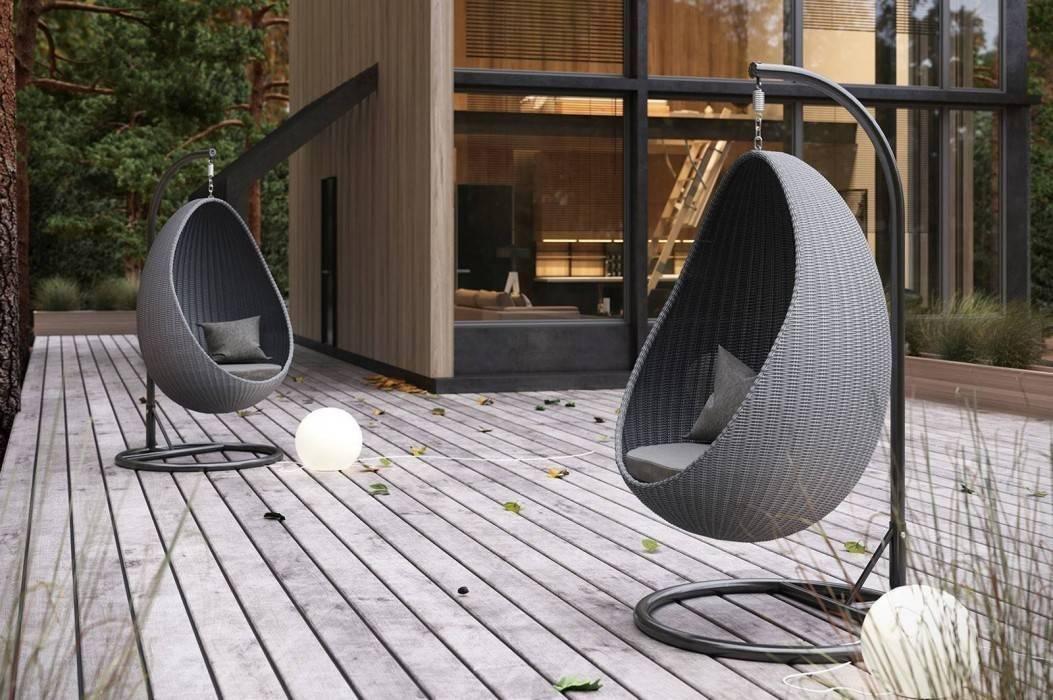 Nábytok z umelého ratanu - oplatí sa ho mať v záhrade?