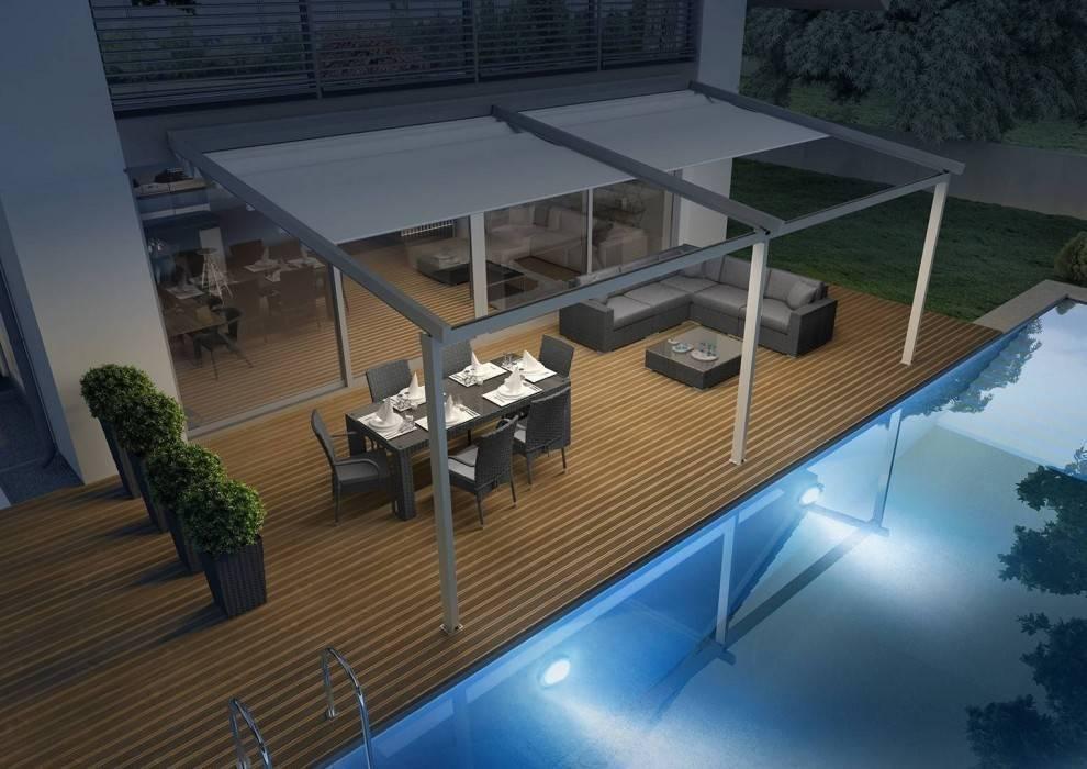 Prestrešenie terasy - doprajte si pohodlie, ktoré si zaslúžite