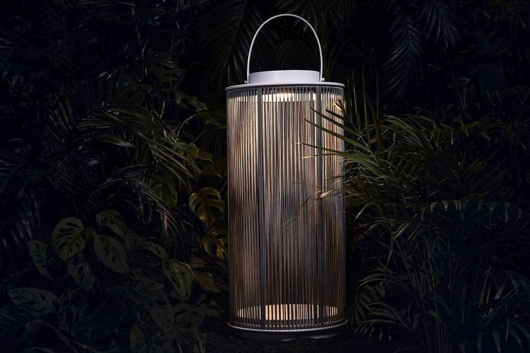 Záhradné osvetlenie - lampa Mrs. FAY