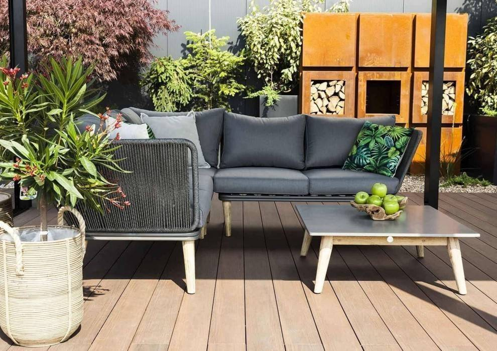 Záhradný nábytok - súprava na vašu terasu