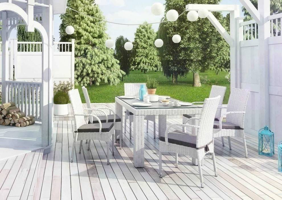 Záhradná súprava - štýlová a pohodlná