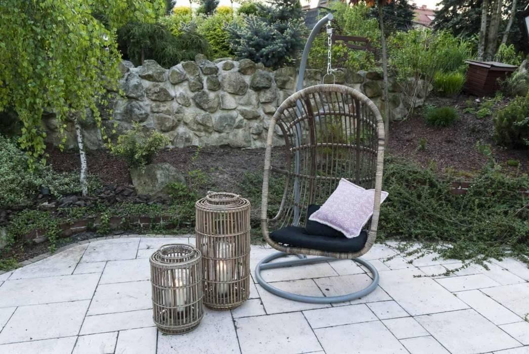 zavesne kreslo moderne vybavenie zahrady NICE
