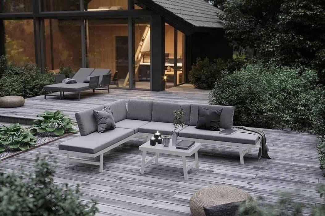 Moderný nábytok na terasu - inšpirácie pre vás