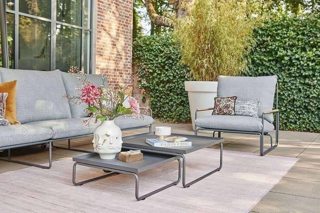 Záhradné sedenie - najmodernejší nábytok na vašu terasu