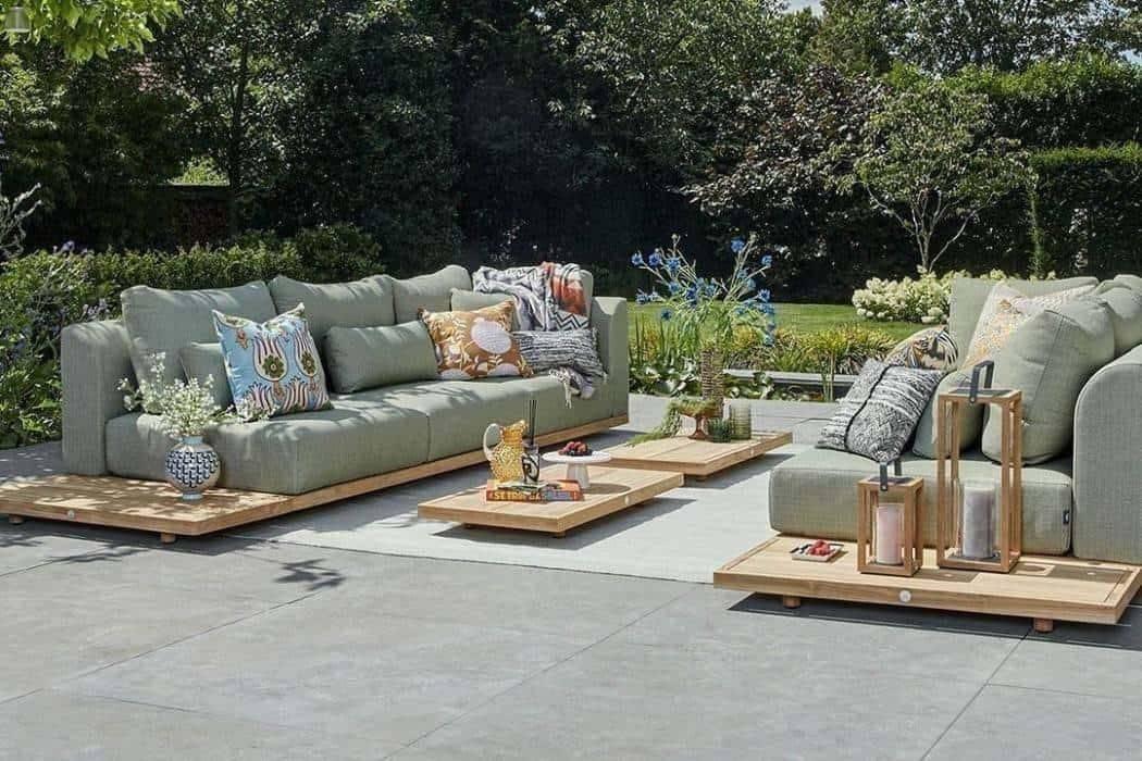 Záhradný koberec - praktický a moderný kúsok do vašej záhrady
