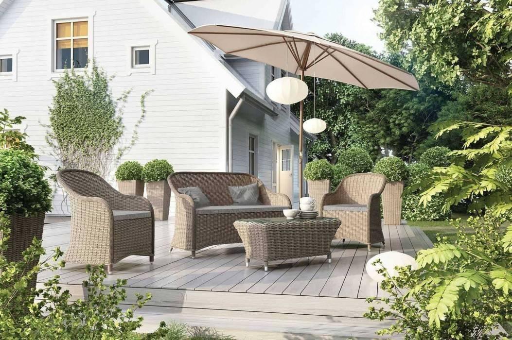 Romantická terasa - zariaďte si vlastné čarovné zákutie