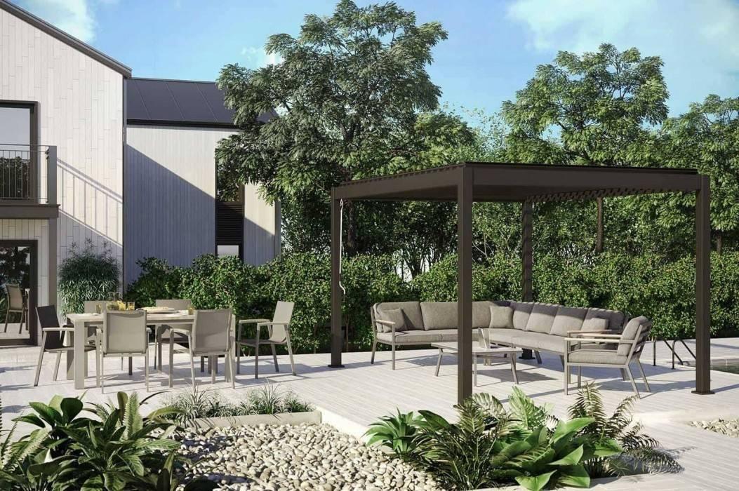 Uzavretá terasa - moderné riešenia do vašej záhrady