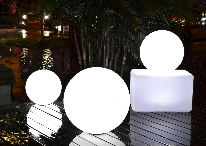 LED MAGIC MAGIC BALL záhradné svietidlo