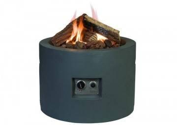 Plynové ohnisko okrúhle