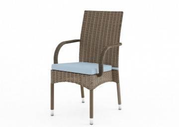 Obliečka na sedák stoličky Tramonto