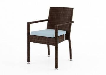Obliečka na sedák stoličky Mona