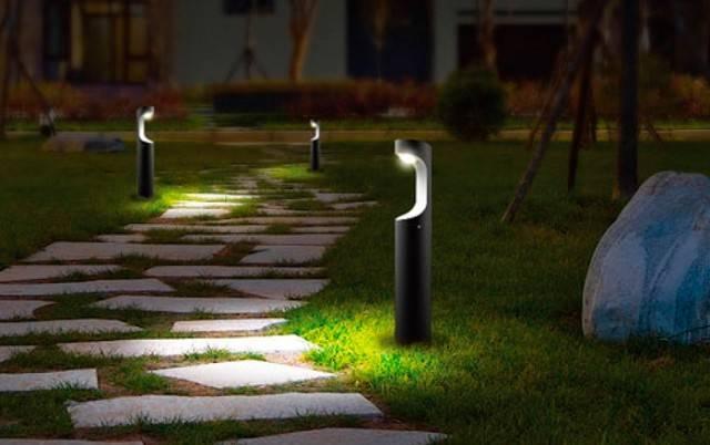 Záhradná lampa PICUM