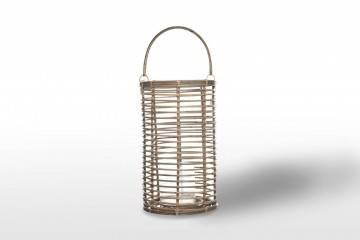 Záhradný ratanový lampáš AVIGNON