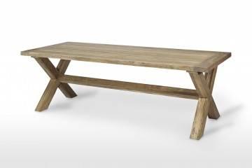 Záhradný teakový stôl LYON