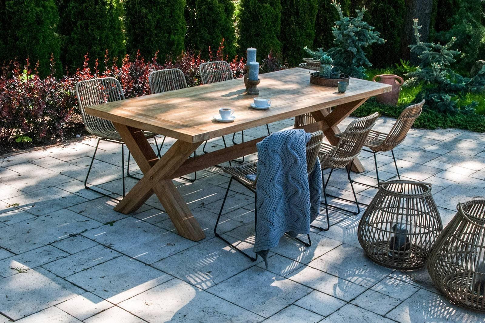 luxusný záhradný nábytok na terasu LYON