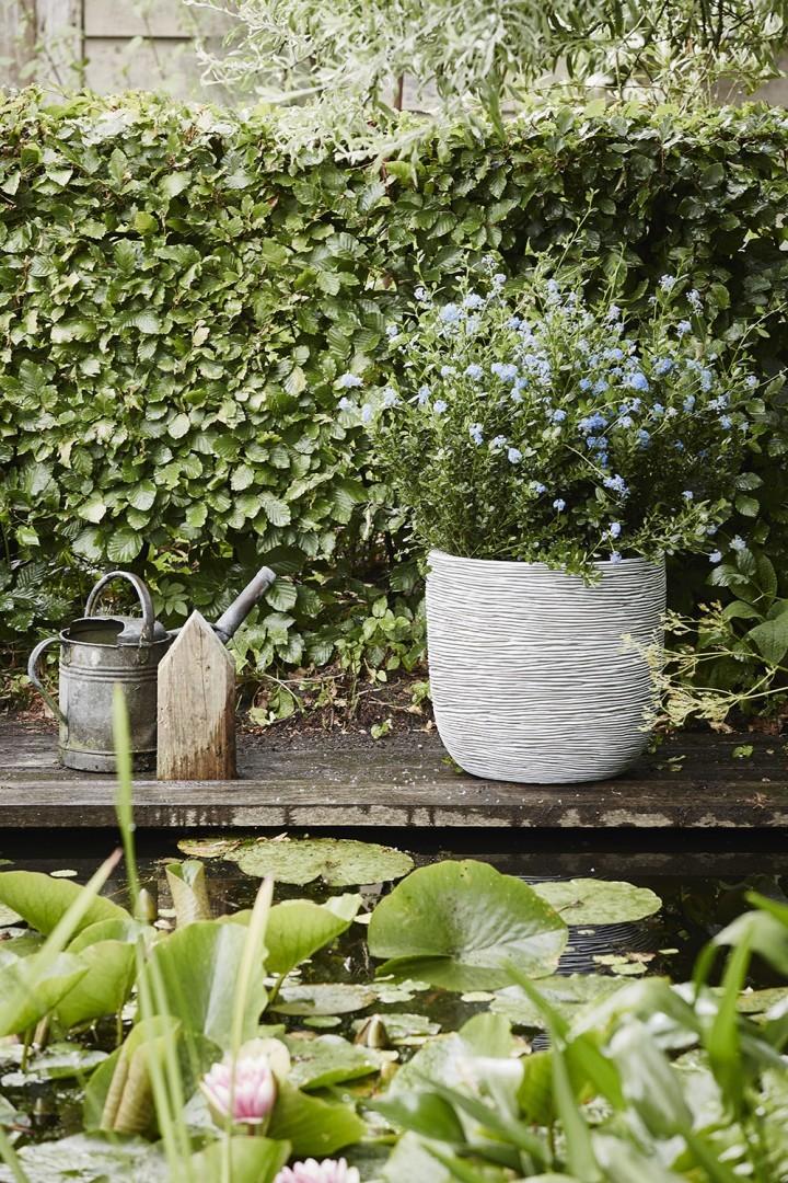Záhradný kvetináč RWG933 41cm