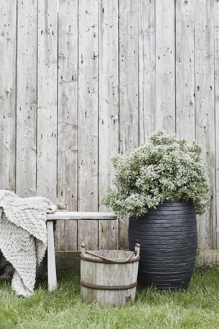 Záhradný kvetináč RWI931 27cm