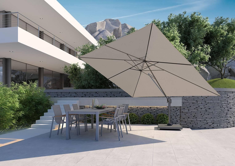 Záhradný slnečník Challenger T¹ Premium 3m x 4m