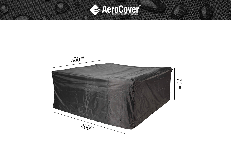 7936 Ochranný kryt na záhradný nábytok  400x300x70cm