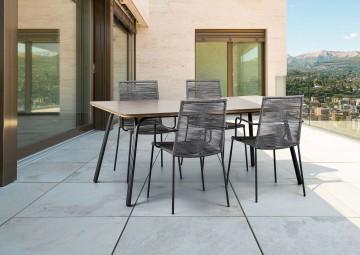 Záhradný stôl SIMI 180 cm