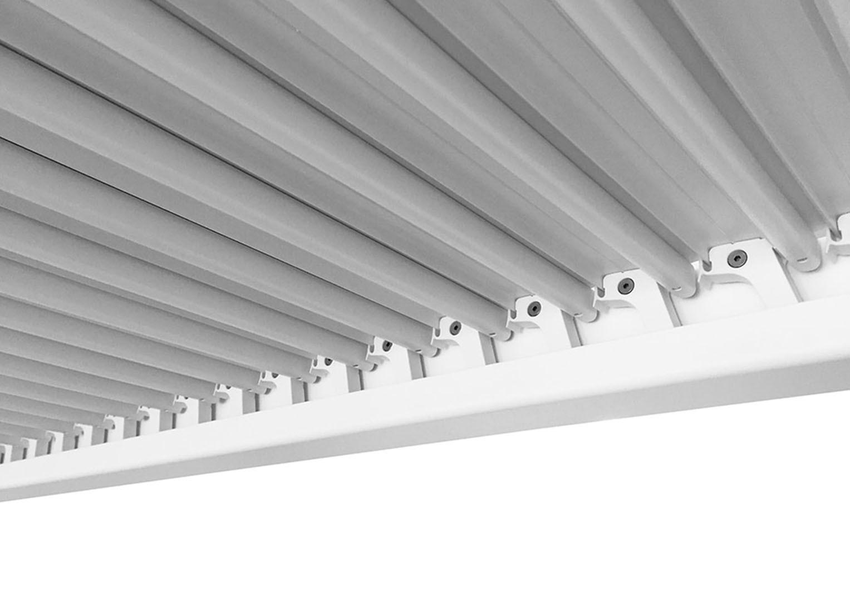 Hliníková pergola MARANZA 360cm matná biela