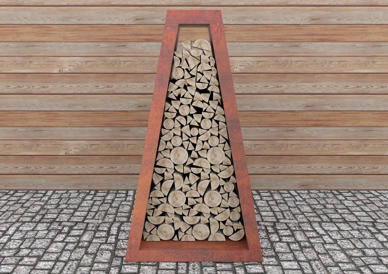 Drevený kontajner Wood Storage II