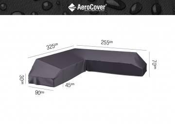 7883 Ochranný kryt na záhradný nábytok v tvare