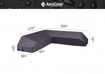 7884 Ochranný kryt na záhradný nábytok v tvare