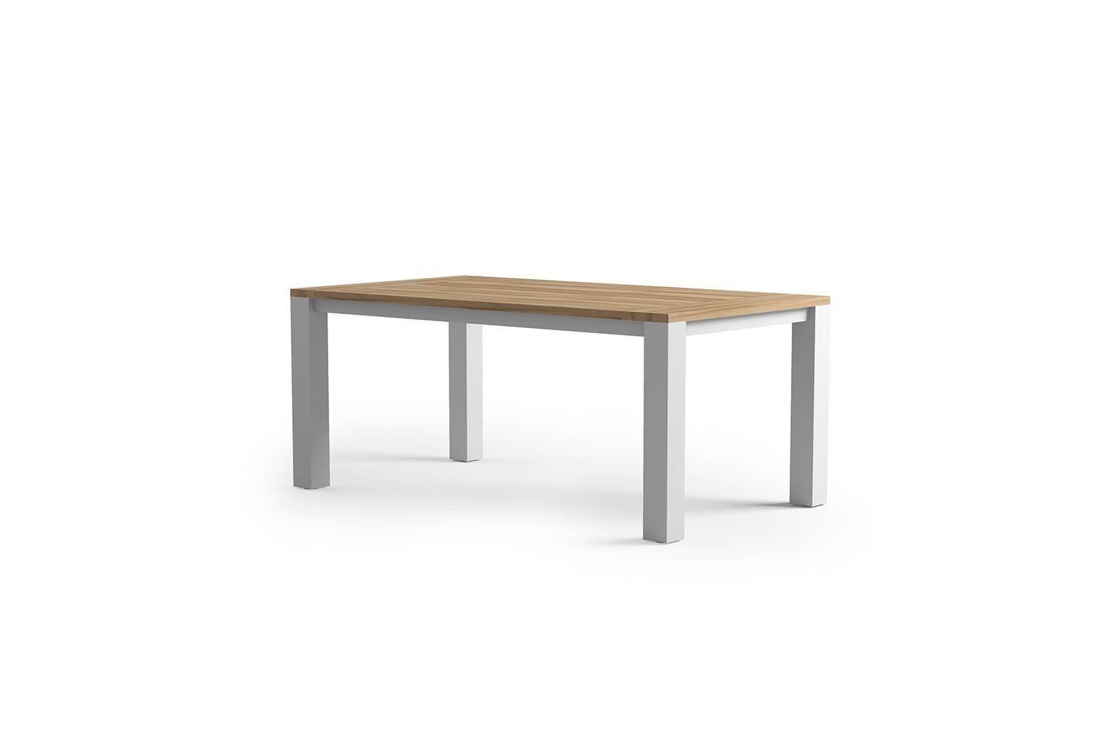 Záhradný stôl MADRIT light grey