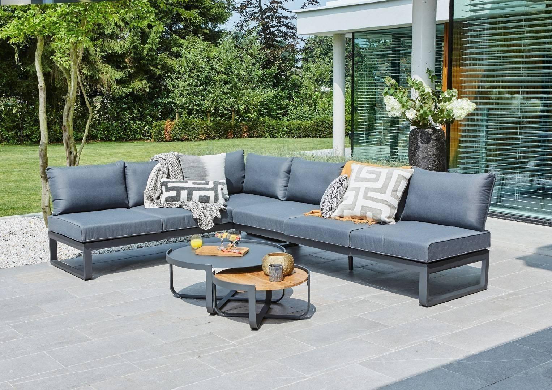Luxusný nábytok na terasu PARMA