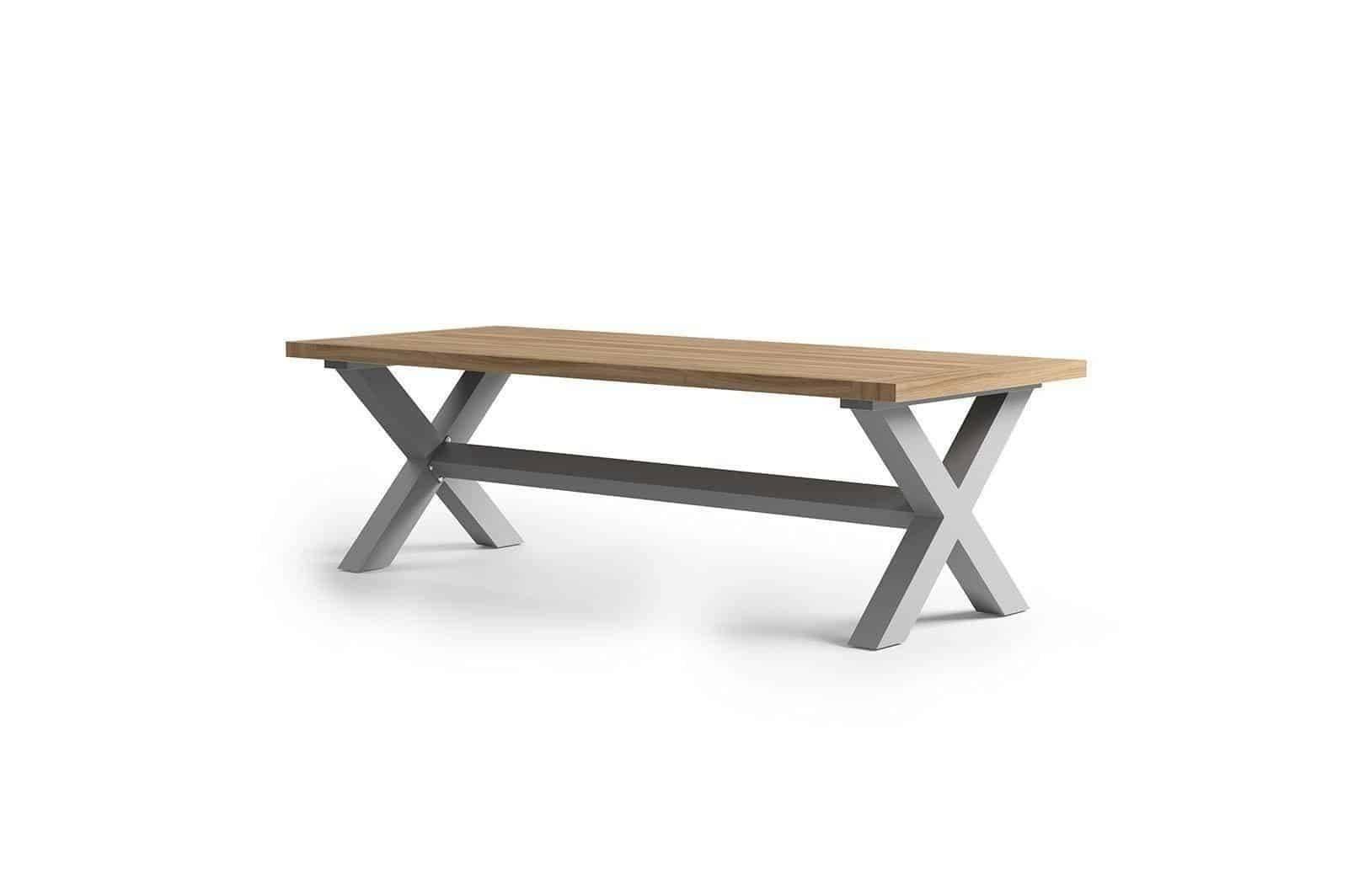 Záhradný stôl BILBAO grey