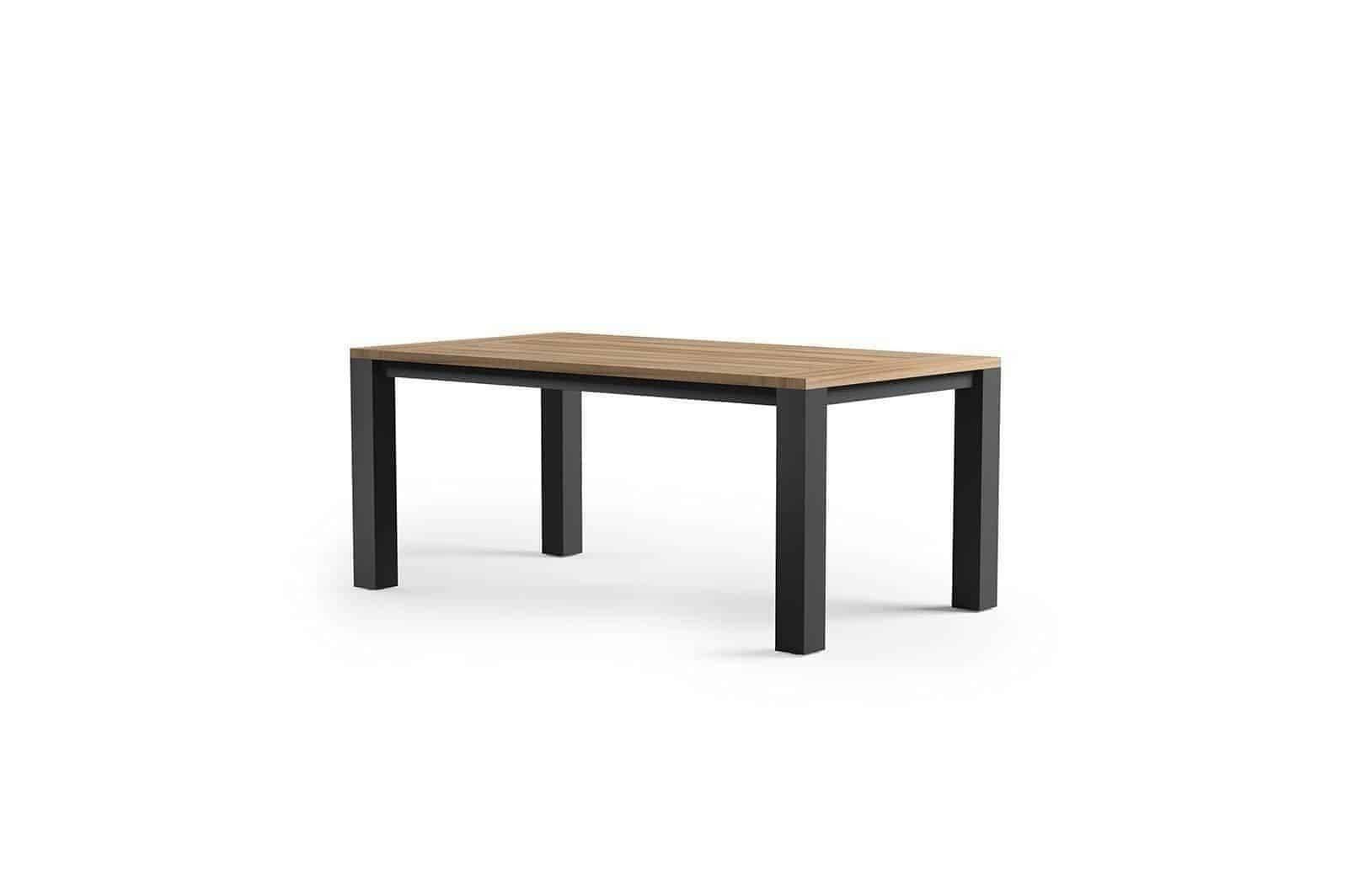 Záhradný stôl MADRIT  antracit