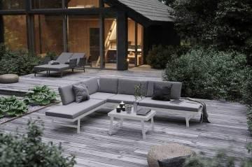 Záhradný nábytok MASCA biela
