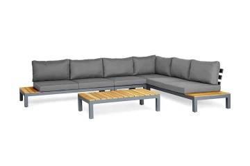 Záhradný hliníkový nábytok VITA III. antracit