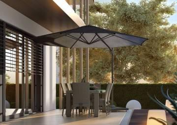 Záhradná ratanová stolička TRAMONTO Royal piesok