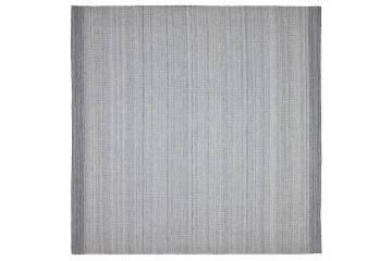 Záhradný koberec VENETO 300 x 300 cm sivý