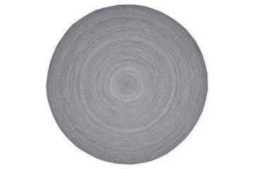 Záhradný koberec VENETO pr. 300 cm grey