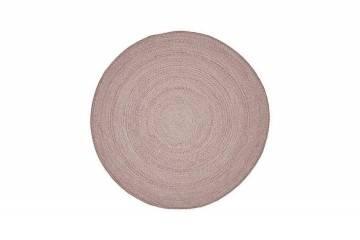 Záhradný koberec VENETO pr. 200 cm pink