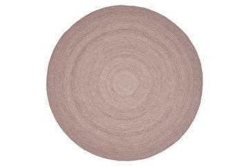 Záhradný koberec VENETO pr. 300 cm pink