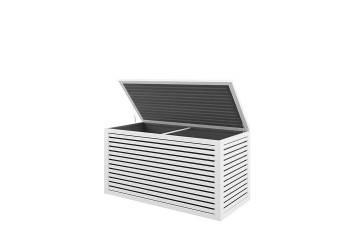 Záhradný  box CONTENITORE 160cm biela
