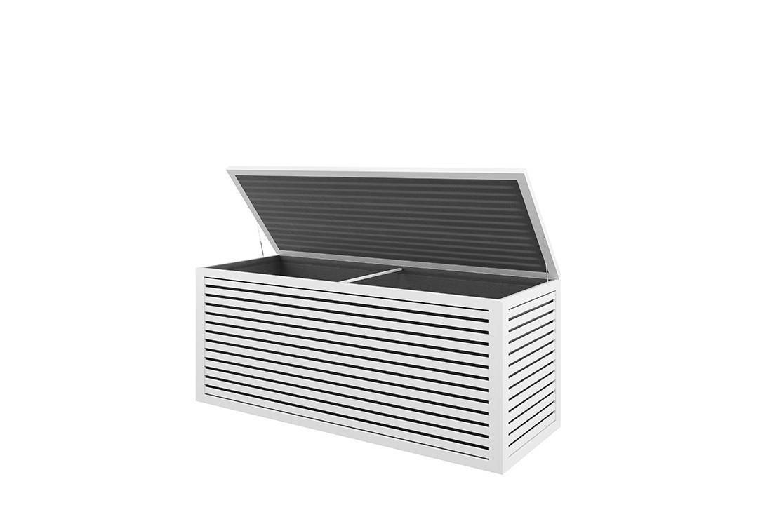 Záhradný  box CONTENITORE 200cm biela